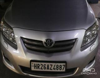2009 Toyota Corolla 1.8 J