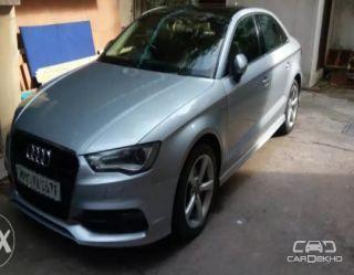 2014 Audi A3 35 TDI Technology