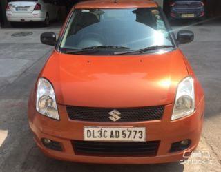2005 Maruti Swift VXI BSIII