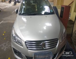 2014 Maruti Ciaz ZXi Option