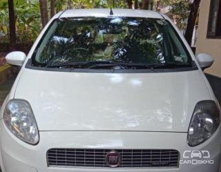 2012 Fiat Grande Punto 1.3 Emotion (Diesel)