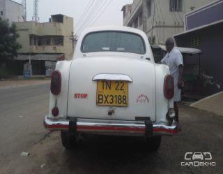 2008 Ambassador Classic Nova Diesel