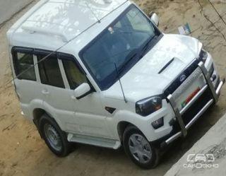 2018 Mahindra Scorpio S5