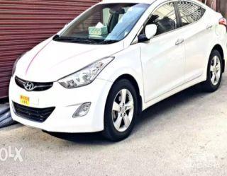 2013 Hyundai Elantra SX AT