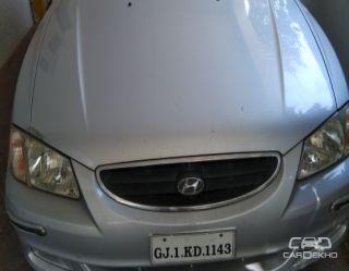 2010 Hyundai Accent Executive CNG