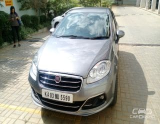 2014 Fiat Linea T Jet Emotion