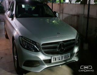 2015 Mercedes-Benz New C-Class C 200 AVANTGARDE