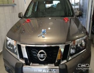2015 Nissan Terrano XL 85 PS