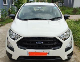 Ford Ecosport 1.5 Diesel Ambiente BSIV