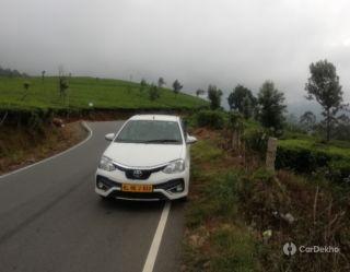 Toyota Etios VXD Limited Edition