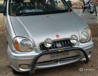 Hyundai Santro DX