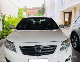 Toyota Corolla Altis GL