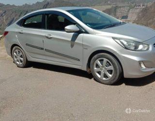 Hyundai Verna 1.6 CRDi EX MT