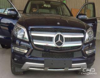 2016 Mercedes-Benz GLS 350d 4MATIC