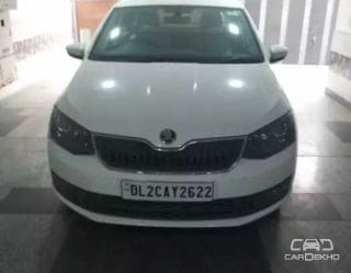 2018 Skoda Rapid 1.6 MPI AT Style