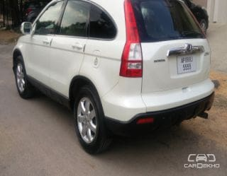 2007 Honda CR-V 2.4 MT