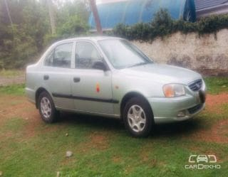 2003 Hyundai Accent GLS 1.6 ABS