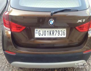 2012 BMW X1 sDrive 20d Exclusive