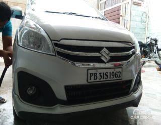 2017 Maruti Ertiga SHVS VDI