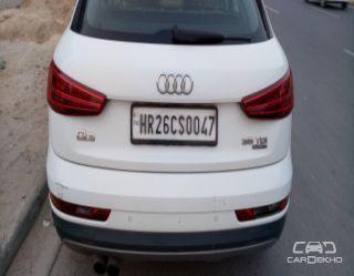 2015 Audi Q3 35 TDI Quattro Premium