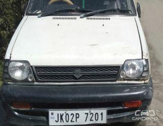2001 Maruti 800 Std BSIII