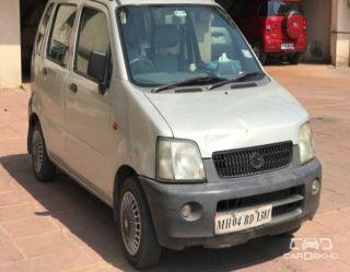 2001 Maruti Wagon R LXI BSII