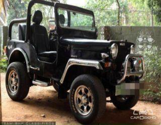 1980 Mahindra Willys Low Bonet