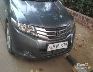 2010 Honda City 1.5 V AT Exclusive