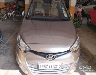 2012 Hyundai i20 1.4 CRDi Asta