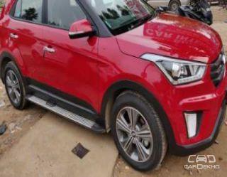 2016 Hyundai Creta 1.6 SX Plus Petrol Automatic