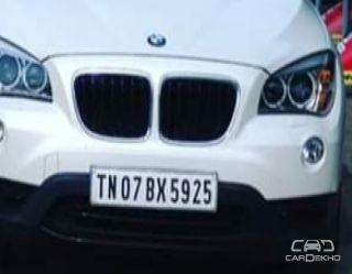 2014 BMW X1 sDrive 20d Sportline
