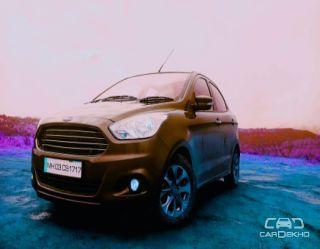 2017 Ford Figo Aspire 1.5 TDCi Titanium