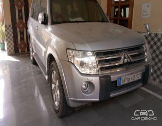 2011 Mitsubishi Montero 3.2 DI D AT