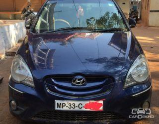 2010 Hyundai Verna Transform VGT CRDi with Audio
