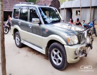 2011 Mahindra Scorpio VLX 2WD ABS AT BSIII