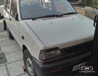 1998 Maruti 800 Std