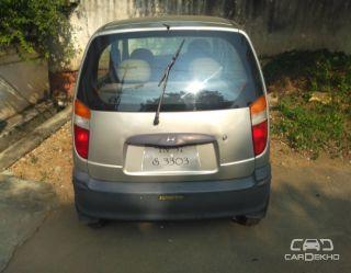 1998 Hyundai Santro GLS I - Euro I
