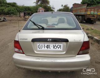 2006 Hyundai Accent VIVA CRDi