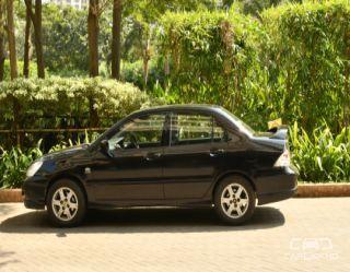 2009 Mitsubishi Cedia Sports