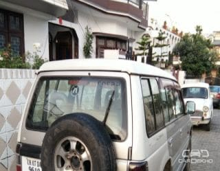 2007 Mitsubishi Pajero 2.8 SFX BSIII Dual Tone