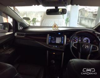 2016 Toyota Innova Crysta 2.4 ZX MT