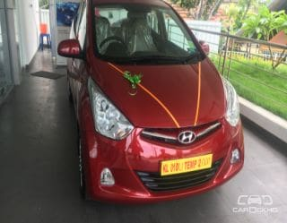 2018 Hyundai EON 1.0 Kappa Magna Plus Optional