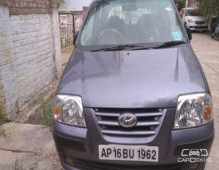 2010 Hyundai Santro Xing GLS Audio LPG