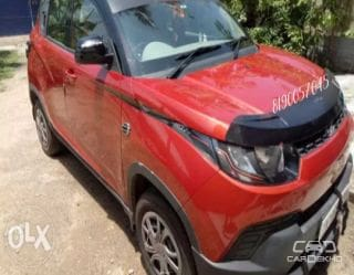 2017 Mahindra KUV 100 mFALCON G80 K4
