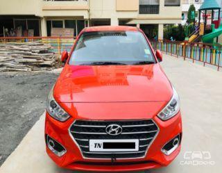 2017 Hyundai Verna 1.6 CRDi SX