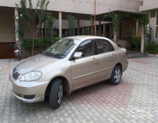 2008 Toyota Corolla 1.8 J