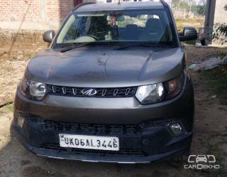 2016 Mahindra KUV 100 mFALCON D75 K8 AW
