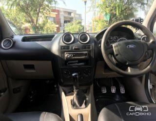 2008 Ford Fiesta 1.4 Duratorq EXI