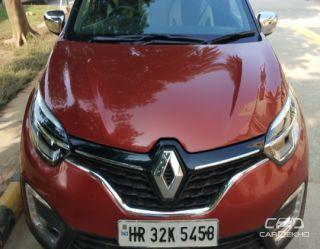 2018 Renault Captur 1.5 Diesel Platine