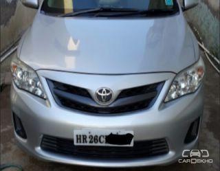 2013 Toyota Corolla Altis D-4D J
